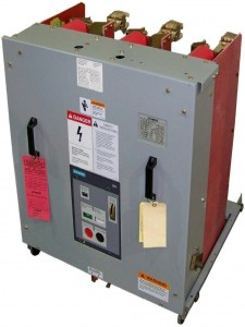 high voltage circuit breaker types
