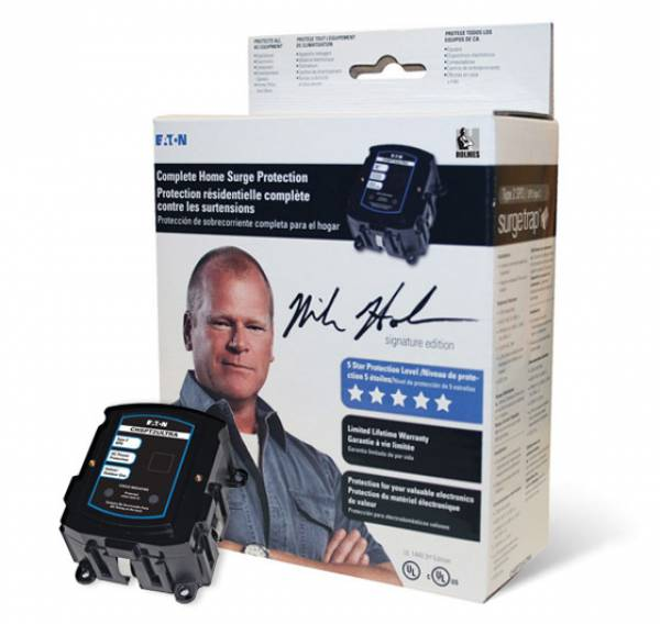Recommended by Mike Holmes Whole House Surge Protector